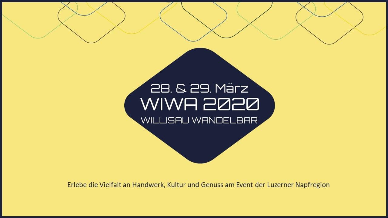 ABGESAGT: WIWA 2020