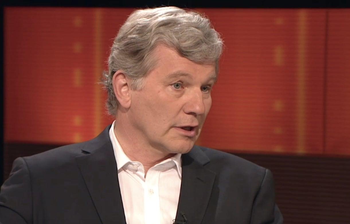 Walter Leimgruber, hier bei einer Diskussion im Schweizer Fernsehen.