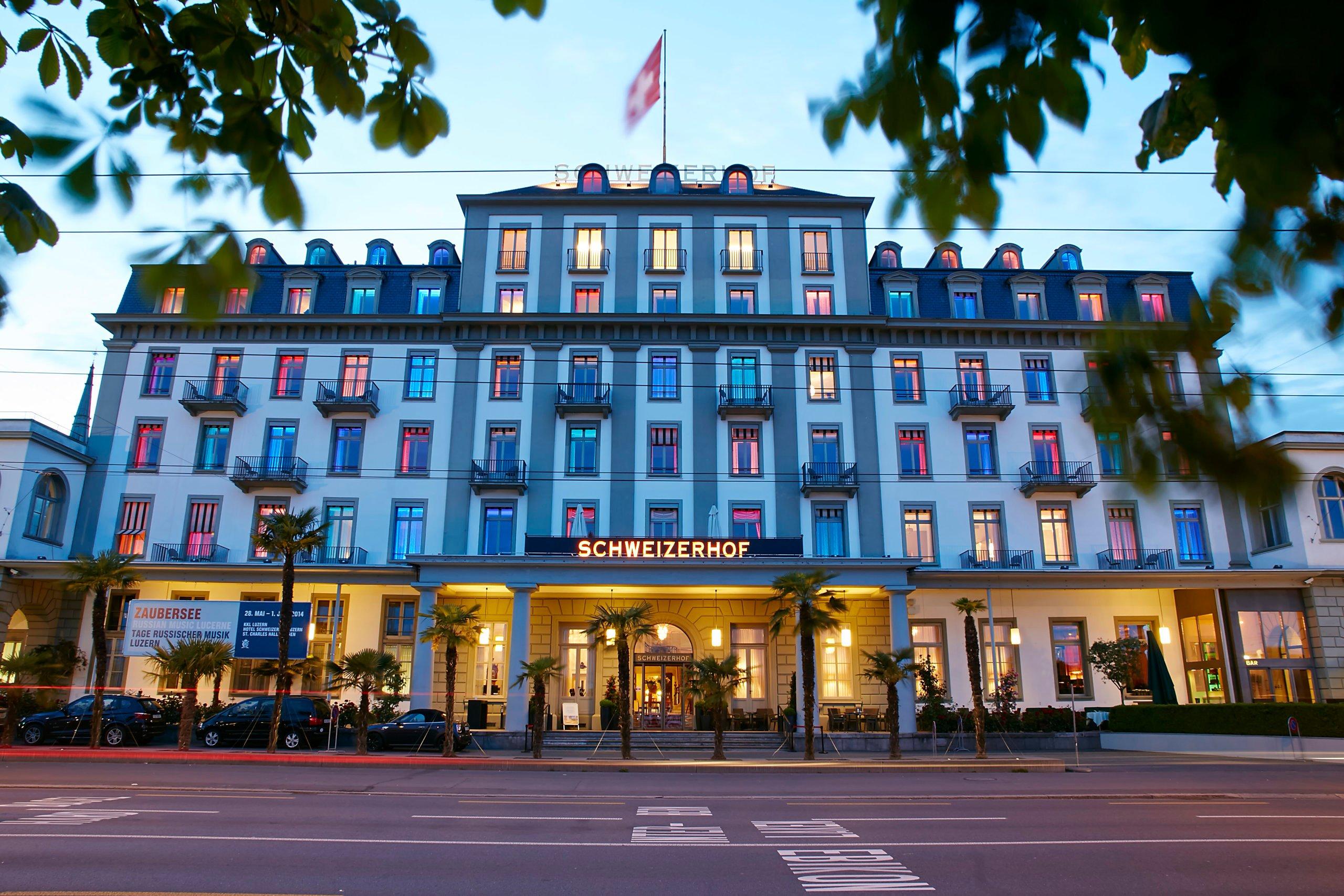 Logiernächte gingen im Kanton Luzern auch im November ...